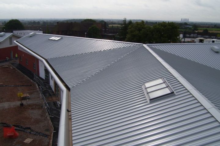 Latest Roofing Cladding Refurbishment And Maintenance