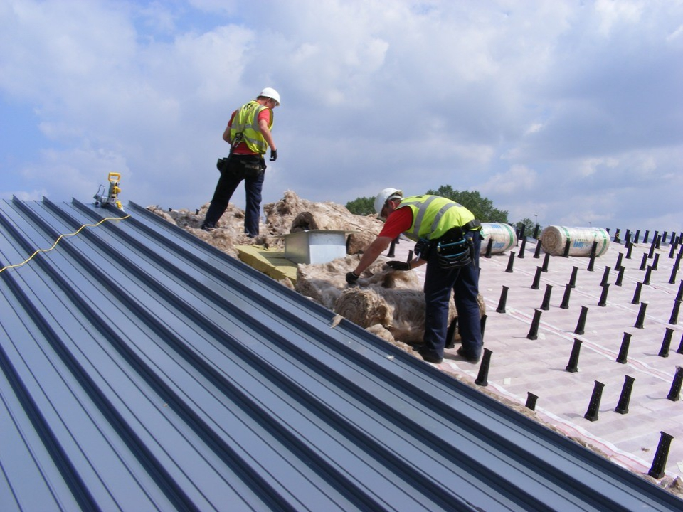 Southglade Health Centre Kgm Roofing