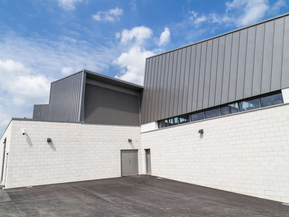 Harvey Hadden Sports Centre Kgm Roofing