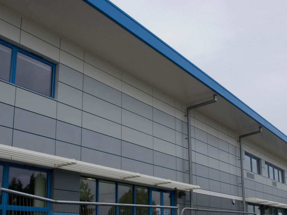 Woodlands Secondary School Kgm Roofing
