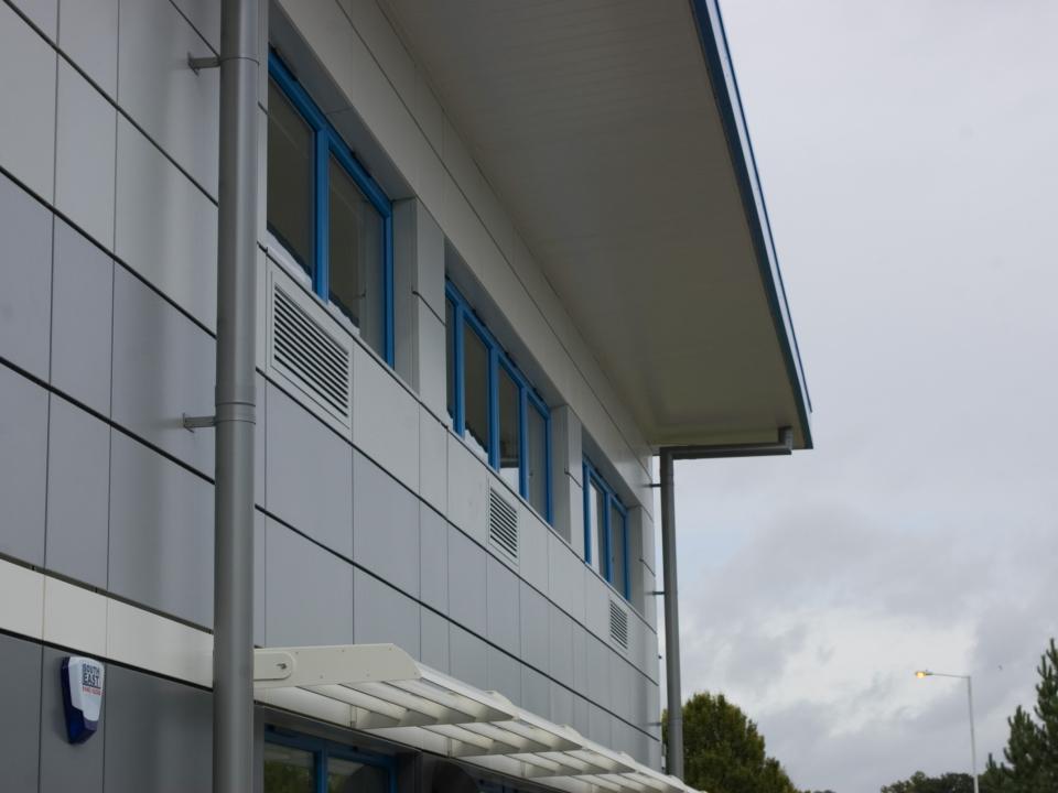 Woodlands Secondary School Kgm Roofing