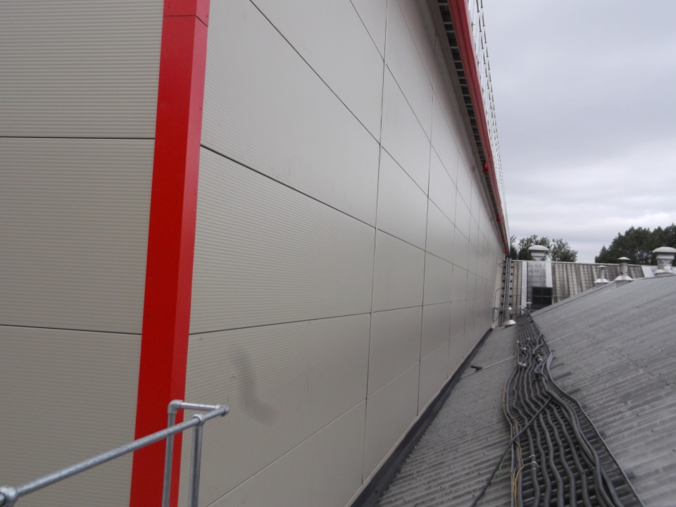 Allied Bakeries Project Polo Kgm Roofing