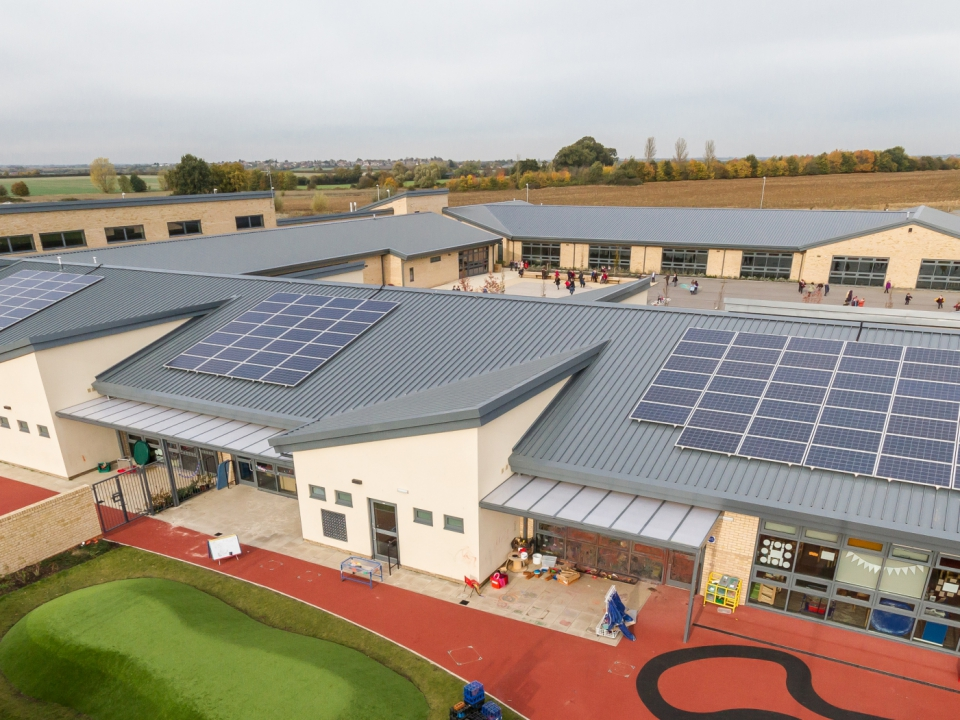 Isle Of Ely Primary School Kgm Roofing