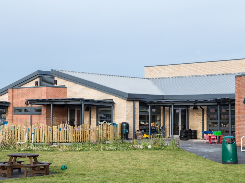 Northstowe Primary School Kgm Roofing